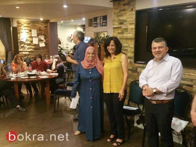 جمعية سنبدأ توزع منحة خالد جبارين خلال إفطار رمضاني