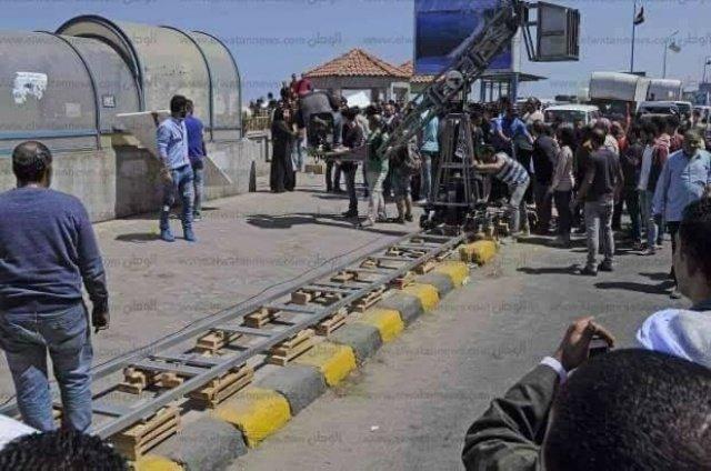 هيفاء وهبي تثير أزمة في الإسكندرية