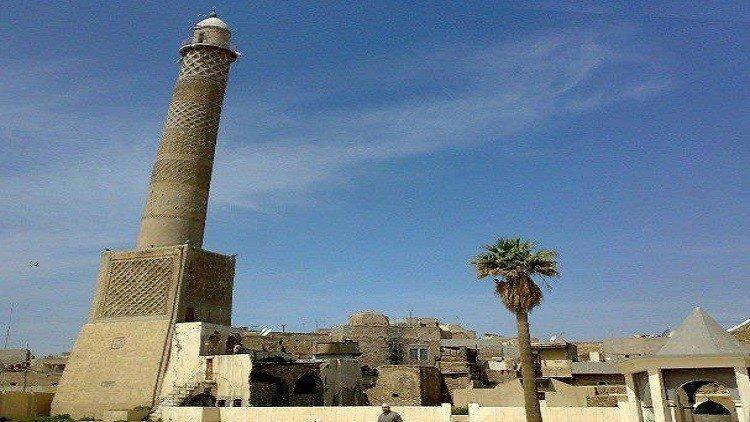 مسجد النوري الكبير، صرح معماري هدمته داعش 1709378793