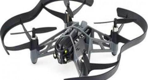 لأول مرة في الخليوي: طائرة مروحية صغيرة متطورة من طراز Airborne Night Drone