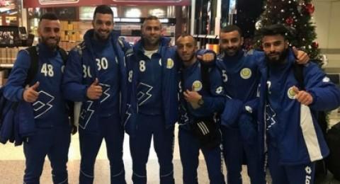 6 لاعبين من عرب الداخل يصلون الى لبنان، والمطالبة بالتحقيق معهم