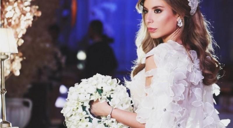 زفاف اسطوري لشابة لبنانية يشعل مواقع التواصل