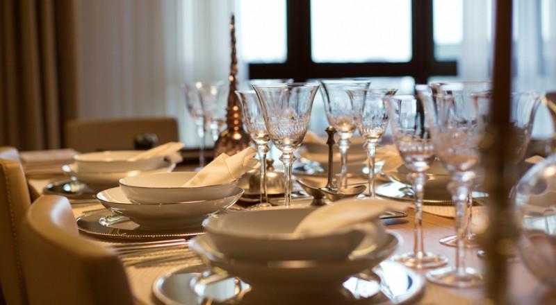 أفكار تساعدك في الحصول على مائدة عشاء ملفتة!