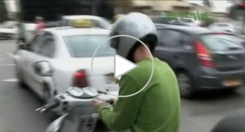 أور يروك: واحد من كل خمسة سائقين يرسل رسالة (SMS) خلال السواقة