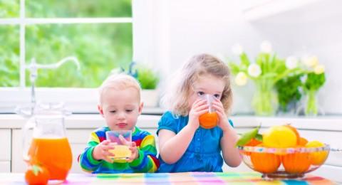 هذا هو افضل شراب لتسمين الاطفال!
