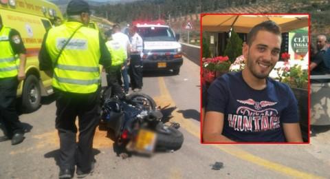 دير حنا: مصرع فارس خطيب (21) عامًا واصابة شابين بعد تعرضهم لحادث طرق