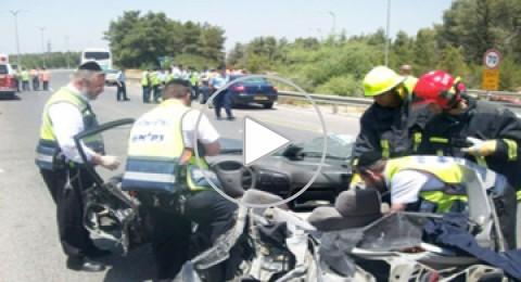 أور يروك: خلال النصف الأول من 2011 أصيب 900 مسن بحوادث الطرق