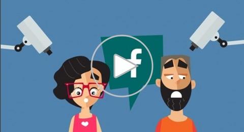 تعلقش_بالشبكة - حملة توعية للأمان في الإنترنت