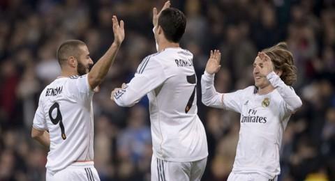 ريال مدريد يعزز الصدارة بخماسية في شباك رايو فاليكانو