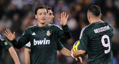 ريال مدريد يصنع المنقلب ويفوز على بلد الوليد (3-2)