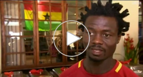 لاعبو منتخب غانا يحلمون برفع كأس أفريقيا رغم صغر سنهم