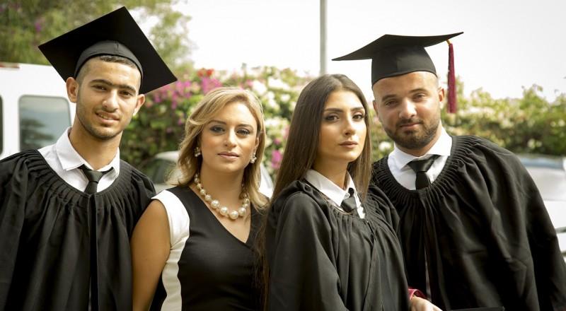 مدرسة مار الياس الاسقفية حيفا تحتفل بتخريج الفوج الرابع