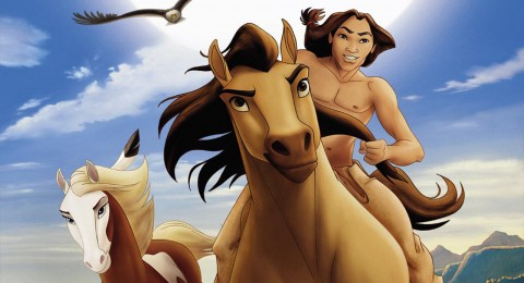 spirit stallion of cimarron - روح حصان الكيمارون