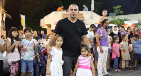 مسيرة رمضانية مميزة في سولم بمشاركة أهالي وأطفال القرية
