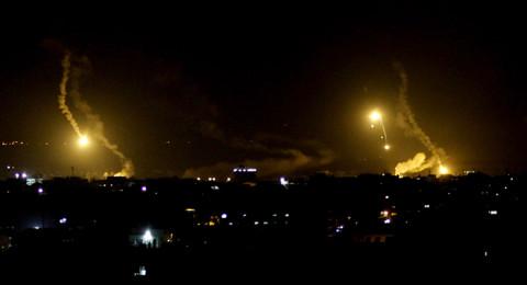 خمس اصابات احداها خطيرة في مواجهات على حدود غزة