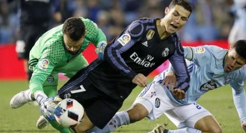 تأجيل مباراة ريال مدريد وسيلتا فيغو الى موعد يُحدد لاحقاً