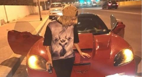 اختفاء غامض لعارضة أزياء روسية في البحرين (الصور)