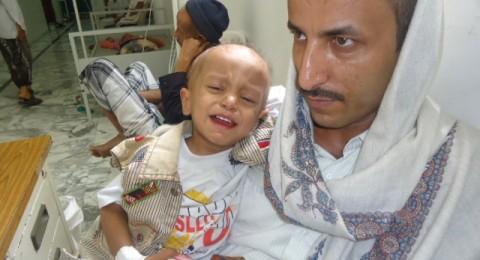 اليمن: الكوليرا تفتك بأكثر من 100 إنسان وتصيب الآلاف