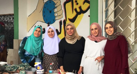 فعاليات لطلاب الصم في الثانوية الشاملة في كفر قاسم