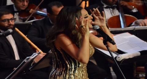 انغام - مهرجان الموسيقى العربية 2016