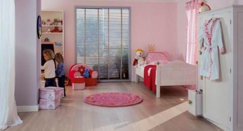 هذه مواصفات أثاث غرفة الأطفال الصحية