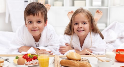 بحث: ما هي أفضل وجبة فطور للأطفال؟