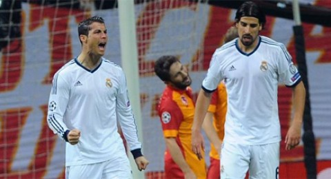 ريال مدريد في نصف النهائي رغم الهزيمة امام غالطة سراي