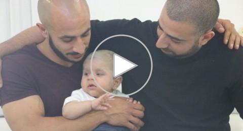 نجاح عملية زرع النخاع العظمي للطفل محاجنة... والده يتحدّث لـ