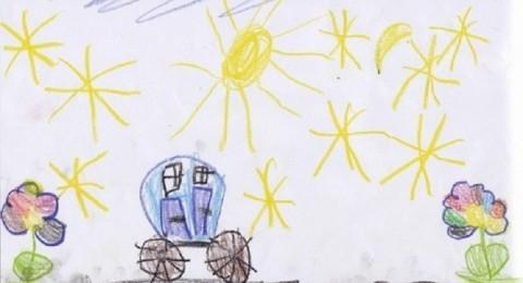 رسومات الصغار تعكس قدرات ذكائهم الكامنة