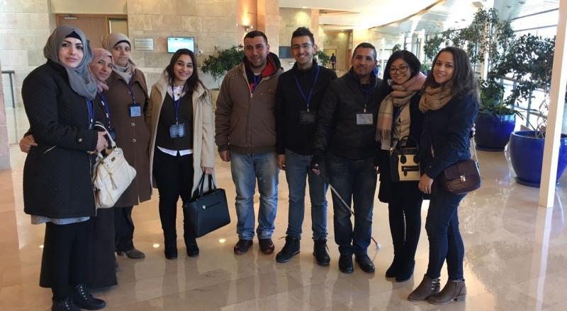 مؤسسة كيشر- تواصل تطرح مسألة السفريات في شرقي القدس للنقاش في الكنيست