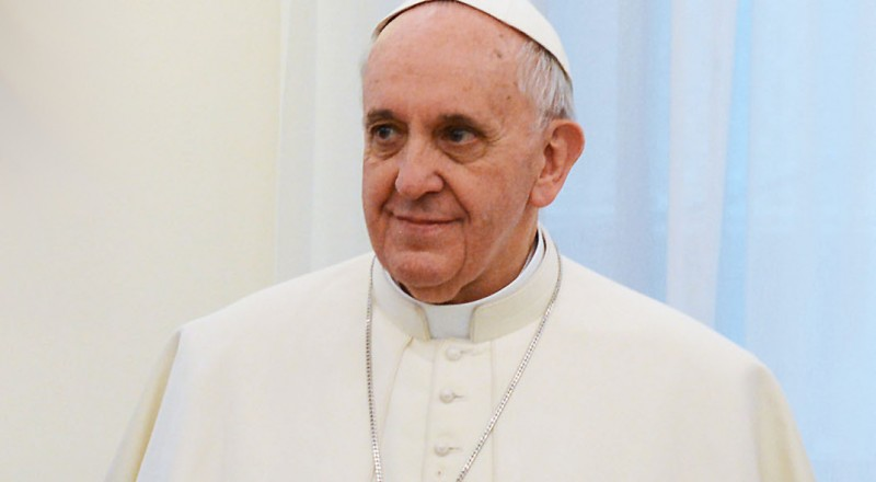 بابا الفاتيكان يستقبل الرئيس الفلسطيني السبت المقبل