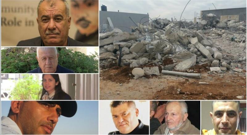 رغم الانتقاد، المجتمع العربي يلتزم بالاضراب وبركة: طأطأة الرأس لن تزيدنا كرامةً!