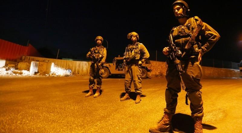استشهاد شاب خلال مواجهات مع الجيش الاسرائيلي في الفارعة