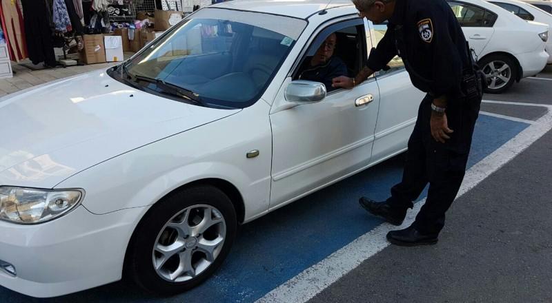 عكا: حملة ضبط شرطية بحجة السلامة