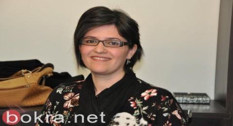 سليمة سليمان مديرة التطوير اللوائي لمنطقة الشمال في سُلطة التطوير الاقتصادي