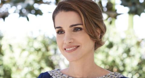 سرّ سعادة الملكة رانيا يكشف للمرة الأولى .. فما هو؟