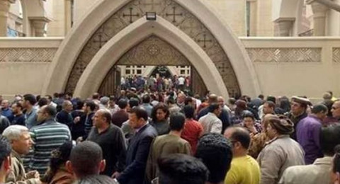 غدًا الأربعاء: صلاة خاصة في الناصرة لشهداء الشعانين في مصر