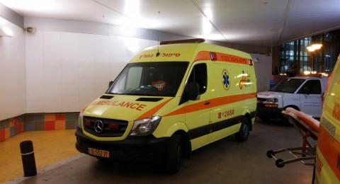 إصابة خطيرة لشاب من أبو سنان، والأسباب غير معروفة