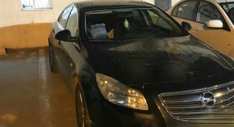 بسيارته هذه، ضبط سائق من الشمال يقود بسرعة 226: