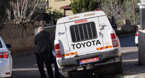 شخص من الكعبية قاد سيارته بلا رخصة، ومعه أطفاله وزوجته