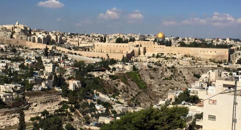 بلدية القدس تسلم أمر هدم مسجد