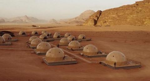 الأردن يحاكي الحياة على المريخ بتجربة مثيرة