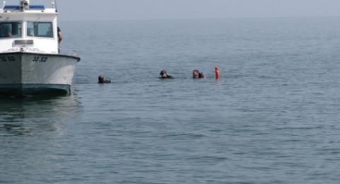 اختفاء آثار مواطنين في بحيرة طبريا
