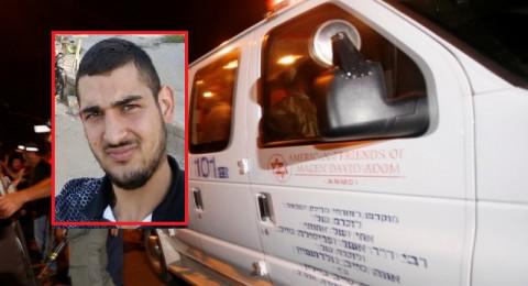 مصرع الشاب نسيم شعبي من شفاعمرو دهسًا أثناء ملاحقة الشرطة له
