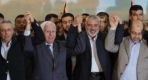اطلاق مبادرة للخروج من الأزمة بين فتح وحماس