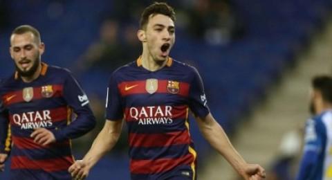 برشلونة يجدد فوزه على إسبانيول ويصعد لربع نهائي الكأس