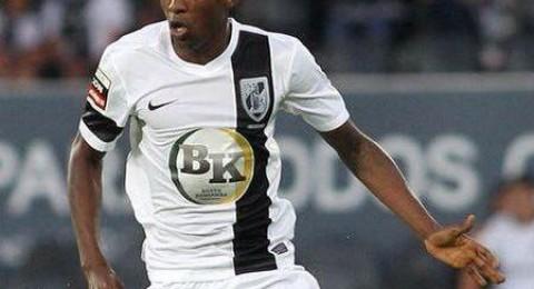 لاعب منتخب غانا، دافيد ادي في طريقه للاتحاد السخنيني