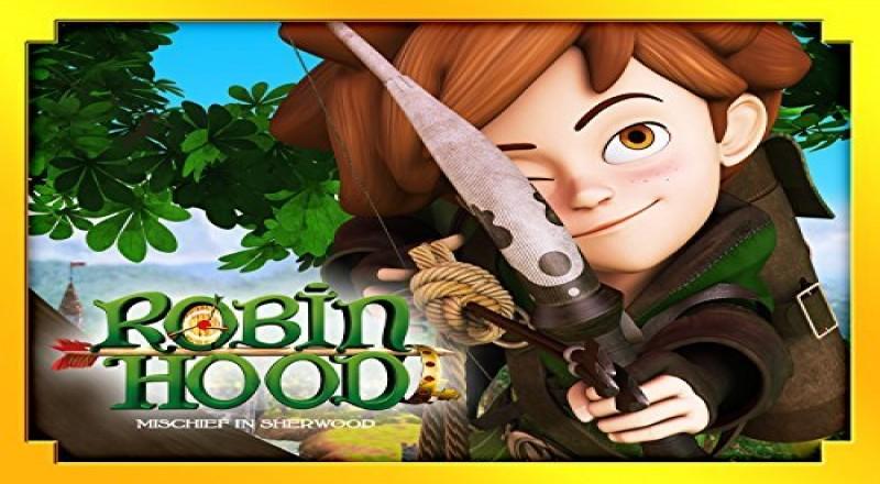 روبن هود Mischief in Sherwood مدبلج