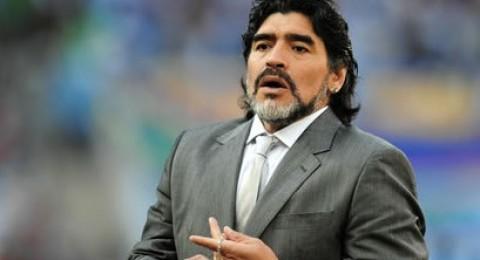 مارادونا يتحدث عن كريستيانو رونالدو وجريزمان