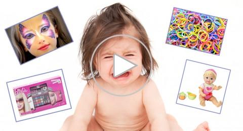 ابعدوا 4 ألعاب خطرة عن أطفالكم